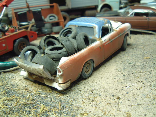 55 Chevy Nomad ⋆ 125scale